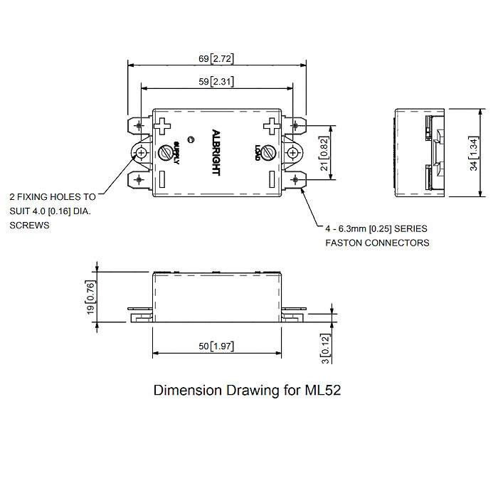 Latch contactor wiring a mains all kind of wiring diagrams ml52h 96 albright 48 96v magnetic latching contactor controller rh arc components com lighting contactor wiring diagram magnetic contactor 1 pole relay asfbconference2016 Image collections